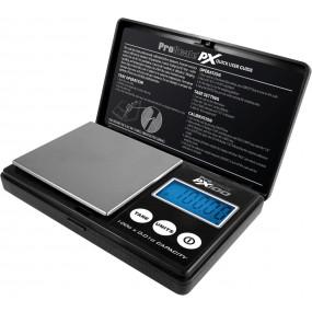 Lommevægt ProScale PX. Kapacitet: 100 g Præcision: 0,01 g