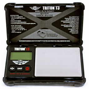 My Weigh Triton T3 (660 gr. x 0.1 gr.) (Vejeplade 57 x 79 mm)