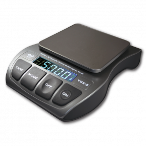 Talende vægt. My Weigh Vox-2. Kapacitet: 5 kg Præcision: 1 g