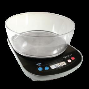 Køkkenvægt My Weigh VOX3000 Talende vægt.  Kapacitet: 3 kg Præcision: 1 g