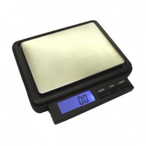 Lommevægt ProScale XC 501 (500 x 0.01 gr.) (Vejeplade 95 x 68 mm)